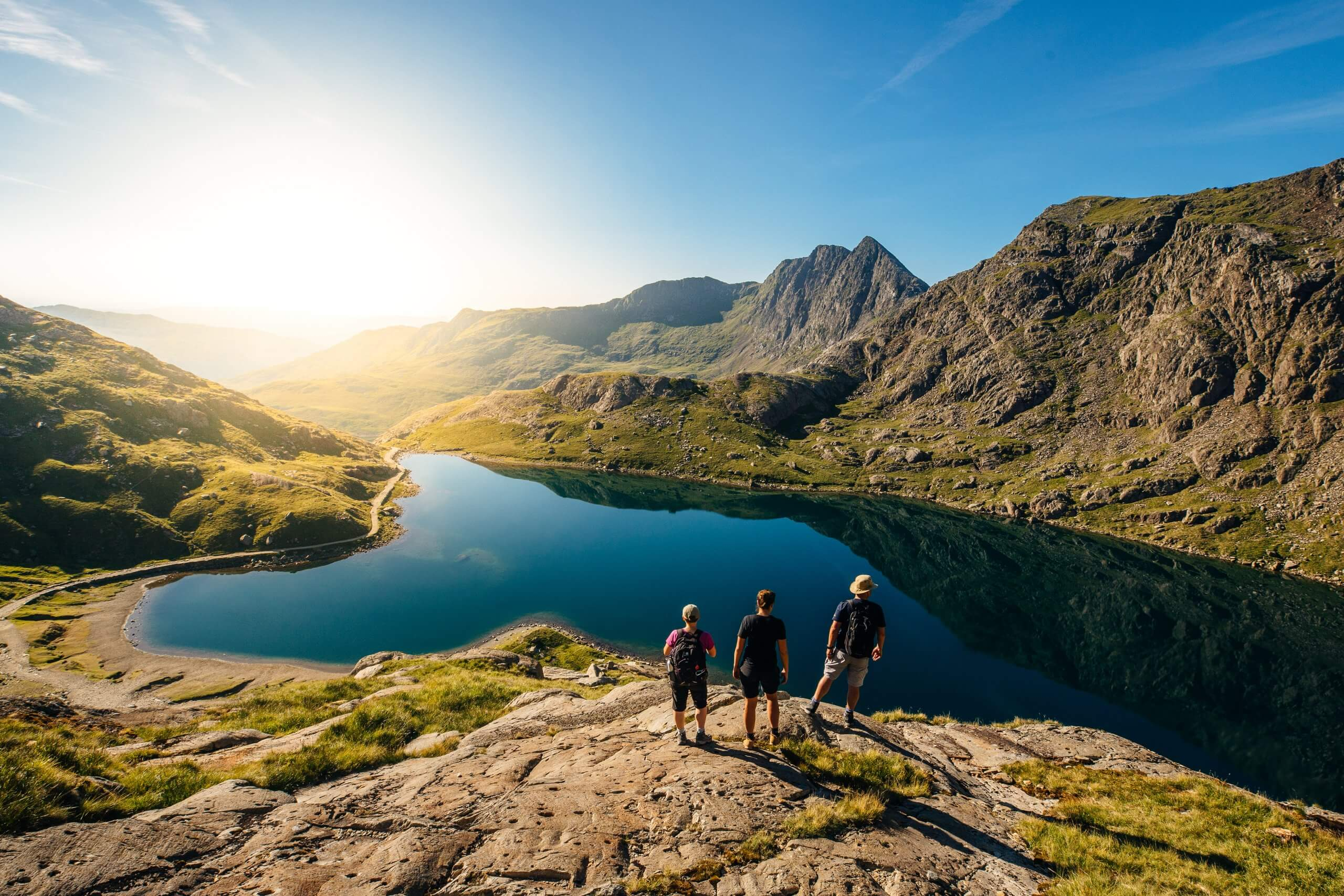 What to see in Wales